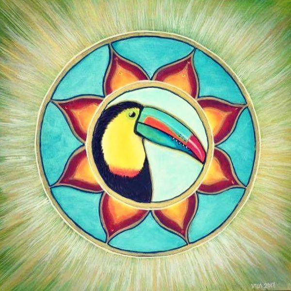 #toucan